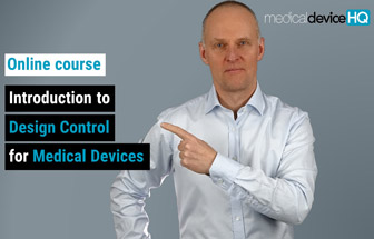 Introduction to Design Control for Medical Devices online course